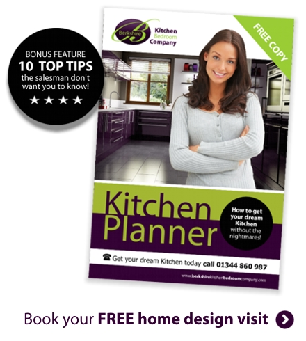 Free Kitchen Planner Guide Berkshire Fitted Kitchens